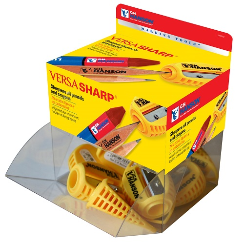 Hanson SHARP Versasharp Sharpener Box 25